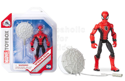 Marvel Toybox - Spider-Man Action Figure Far From Home