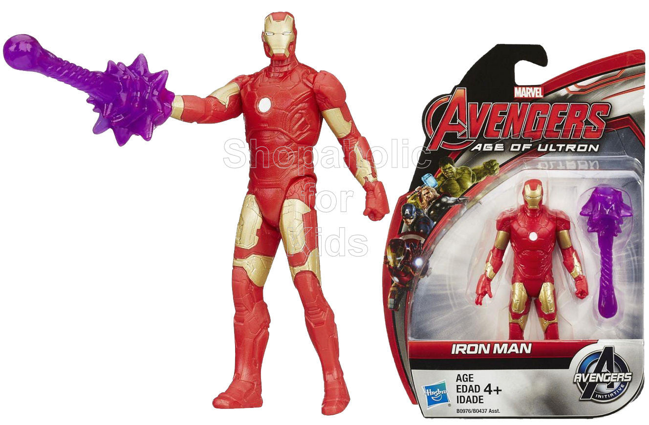 Marvel Avengers All Star Iron Man Figure - Shopaholic for Kids