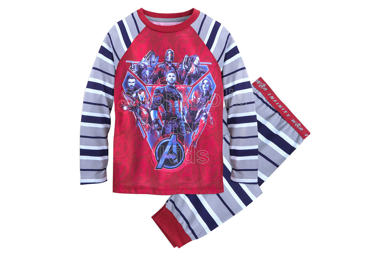 Marvel Avengers Sleep Set - Shopaholic for Kids