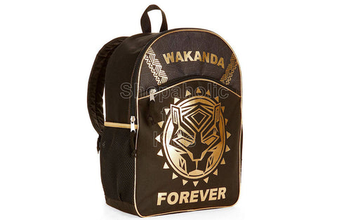 Marvel Black Panther Backpack - Wakanda Forever