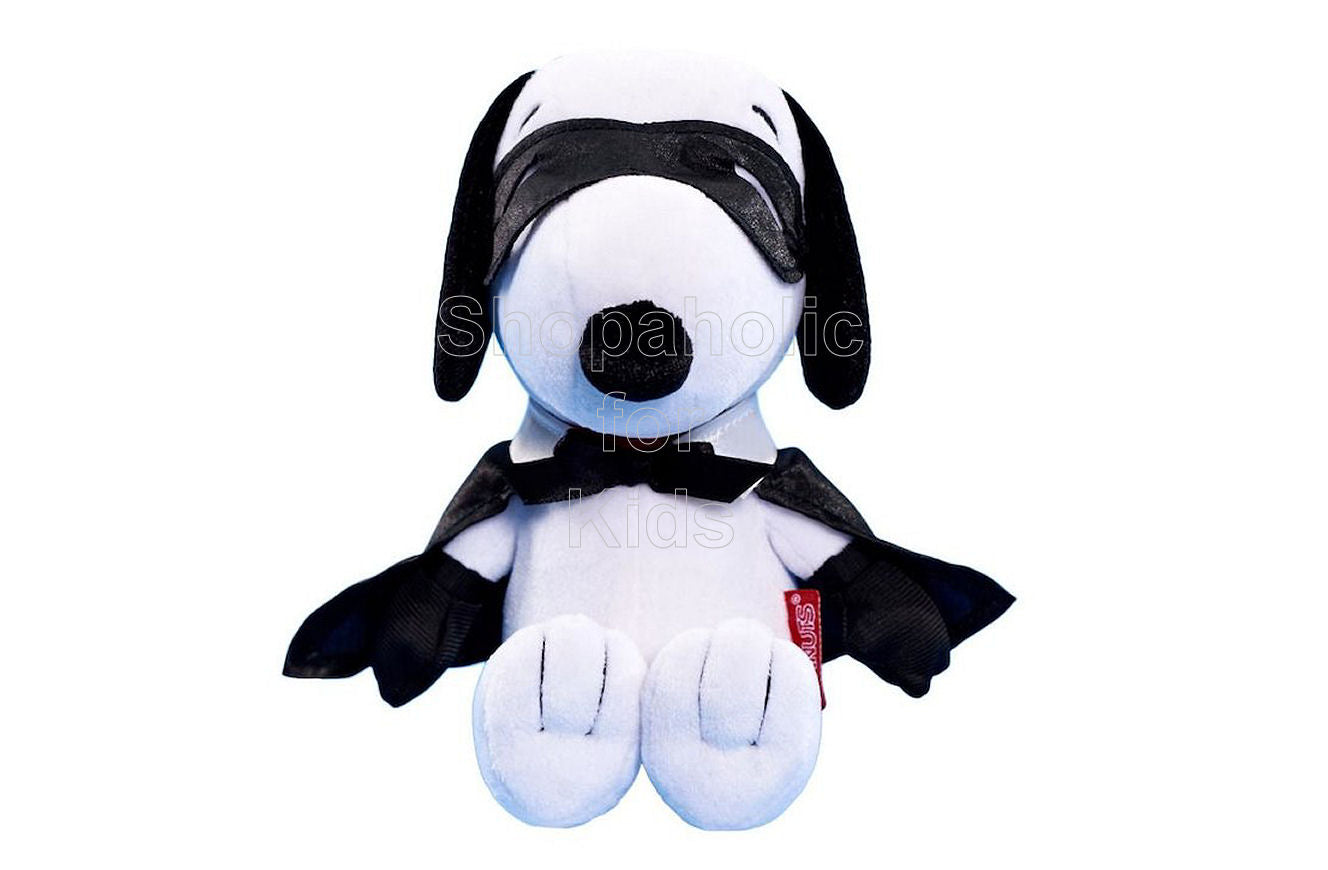 Peanuts 4.5 inch Masked Mini Stuffed Snoopy - Shopaholic for Kids