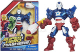 Marvel Super Hero Mashers Iron Patriot Figure