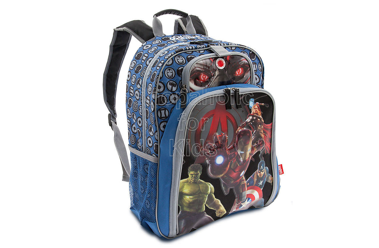 Marvel's Avengers: Age of Ultron Light-Up Backpack - Shopaholic for Kids