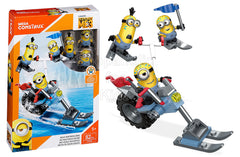 Mega Construx Despicable Me Minions Wild Water Bike Building Set - Shopaholic for Kids