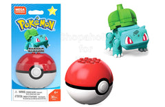 Mega Construx Pokemon - Bulbasaur Bulbizarre - Shopaholic for Kids