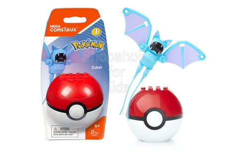 Mega Construx Pokemon Construction Set - Zubat