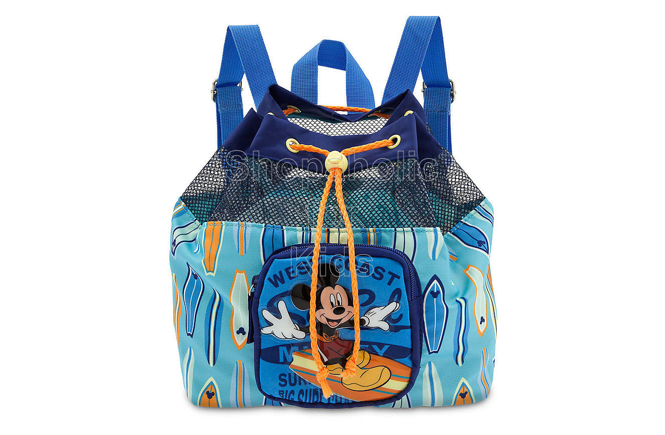 Mickey Mouse Backpack Swim Bag - Shopaholic for Kids
