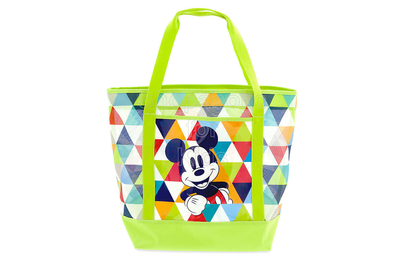 Mickey Mouse Tote - Summer Fun - Shopaholic for Kids
