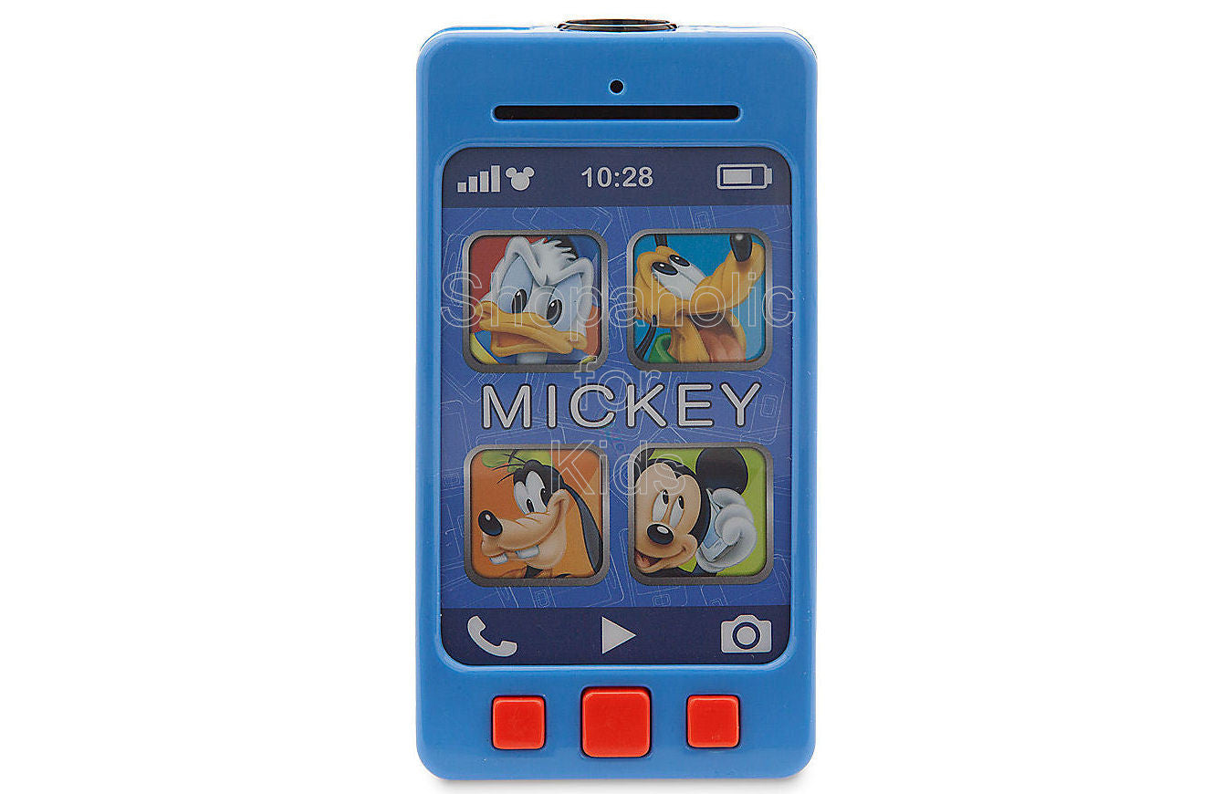 Disney Mickey Mouse Toy Camera Phone - Shopaholic for Kids