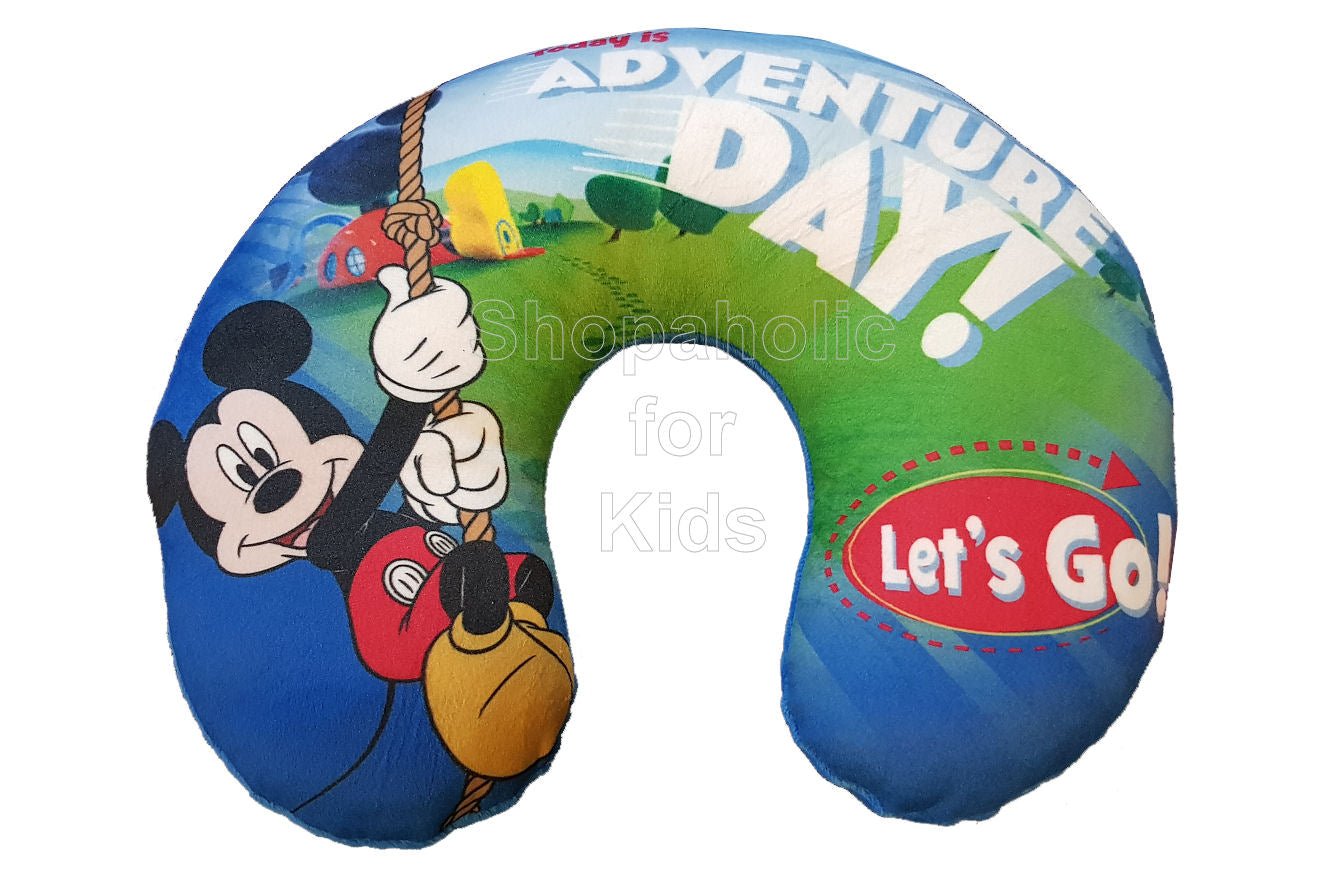 Mickey Mouse Travel Neck Pillow