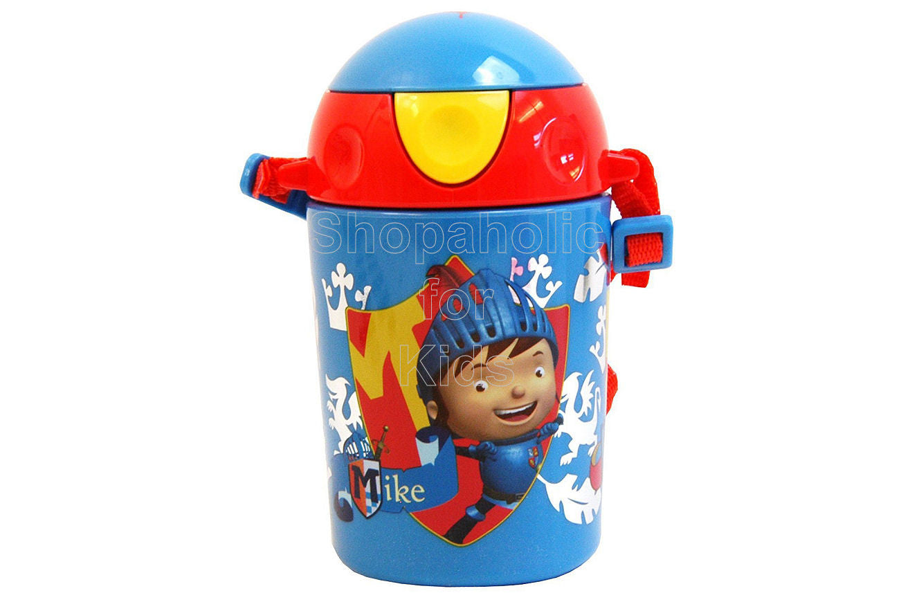 Mike The Knight Dome Pop Up Bottle - Shopaholic for Kids