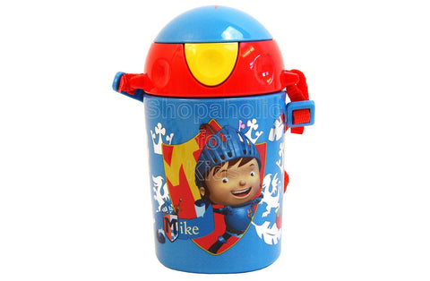 Mike The Knight Dome Pop Up Bottle
