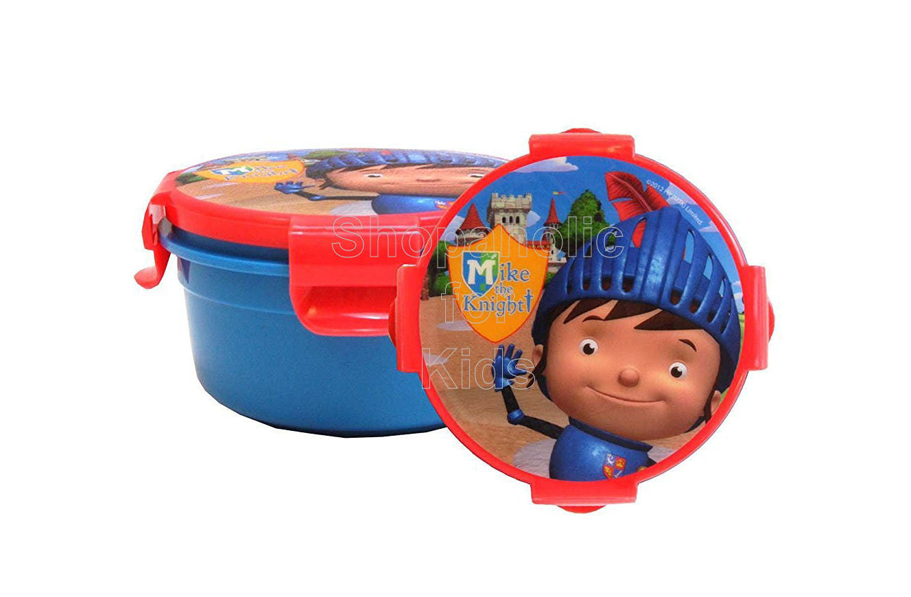 Mike The Knight Set of 2pcs Snack Pots