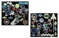 Disney Miles from Tomorrowland Wall Decals