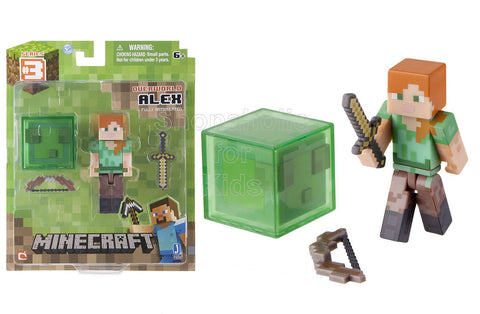 Minecraft - Alex with Accessory - SOLD OUT