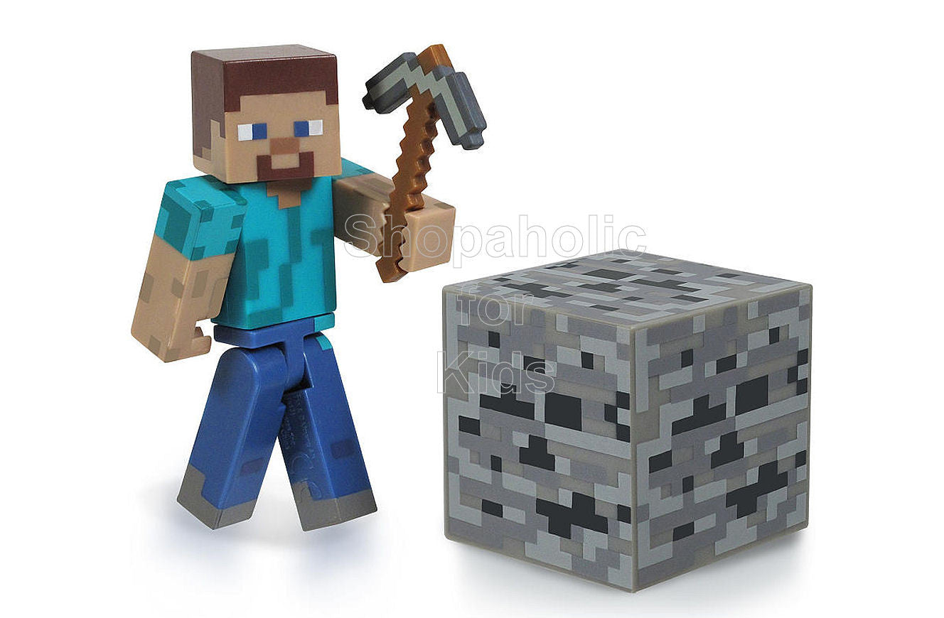 Minecraft - Core Steve with Accessory