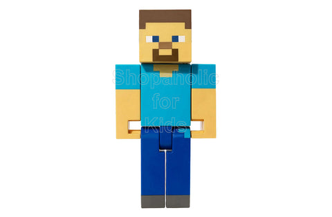 Minecraft Steve, Large Scale Action Figure