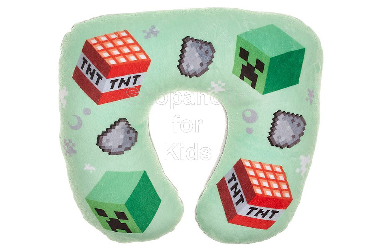 Minecraft Travel Pillow - Shopaholic for Kids
