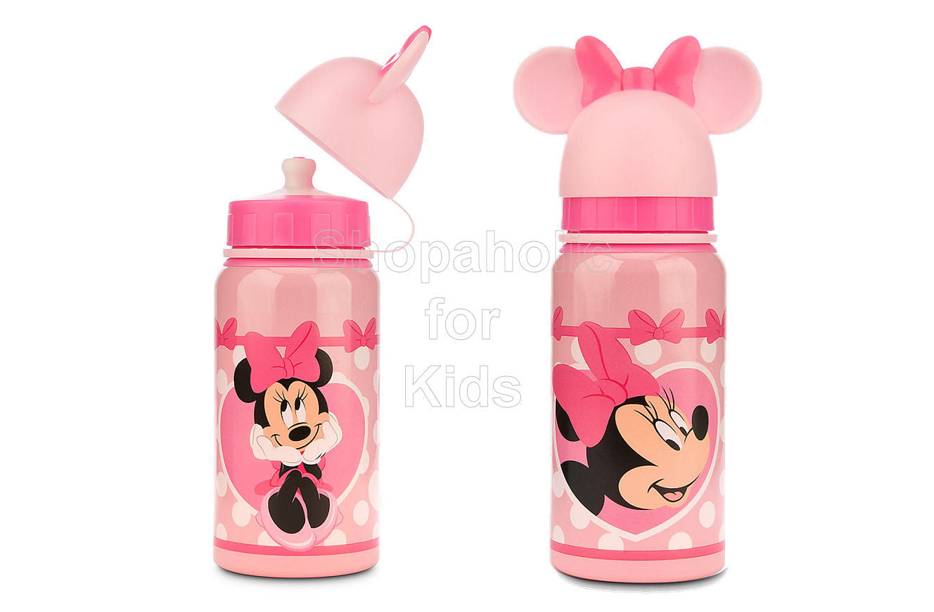 Disney Minnie Mouse Aluminum Water Bottle - Shopaholic for Kids