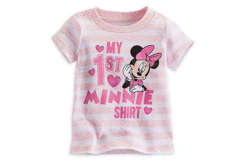Minnie Mouse ''My First'' Tee