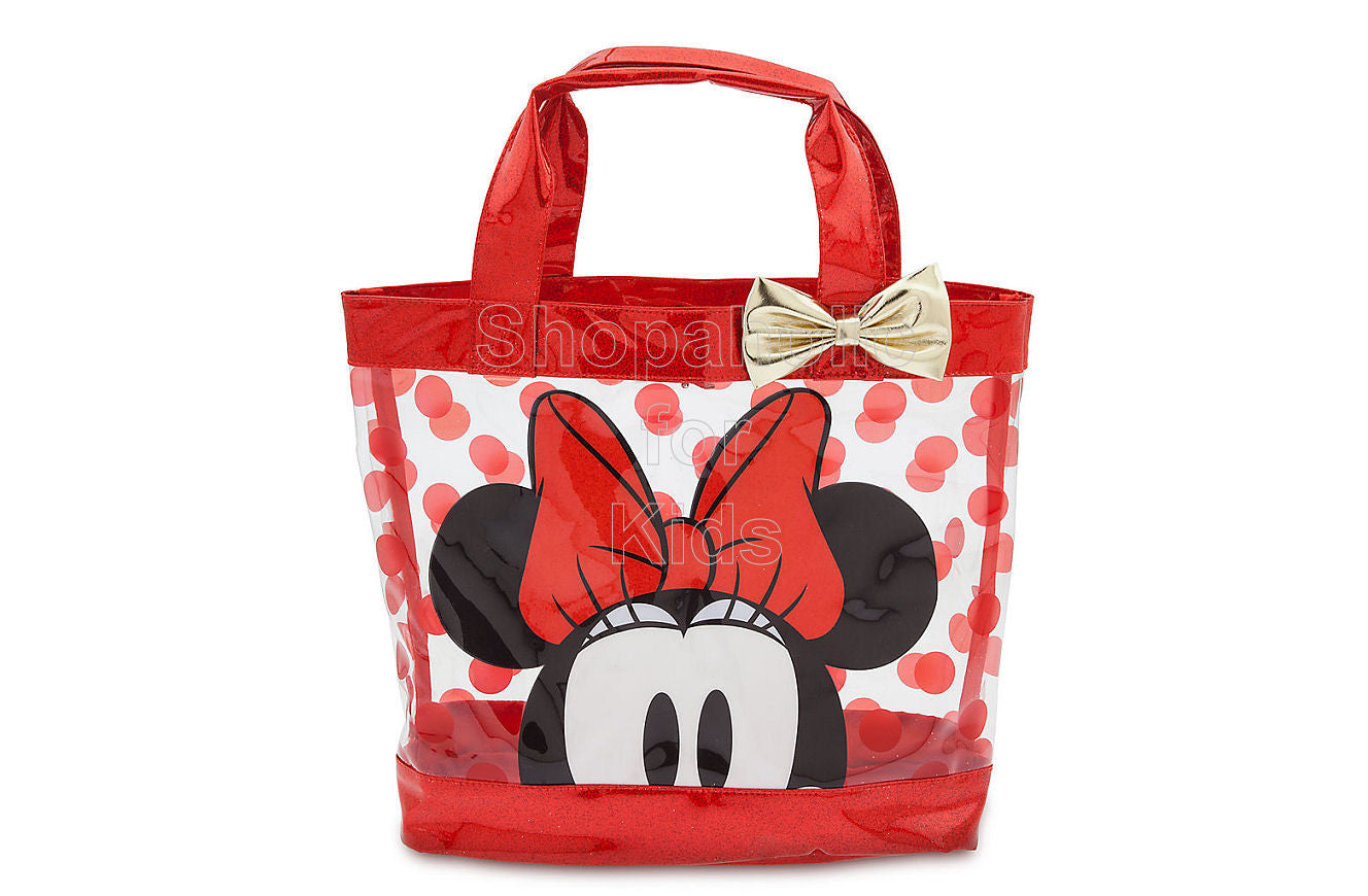 Minnie Mouse Swim Bag - Shopaholic for Kids