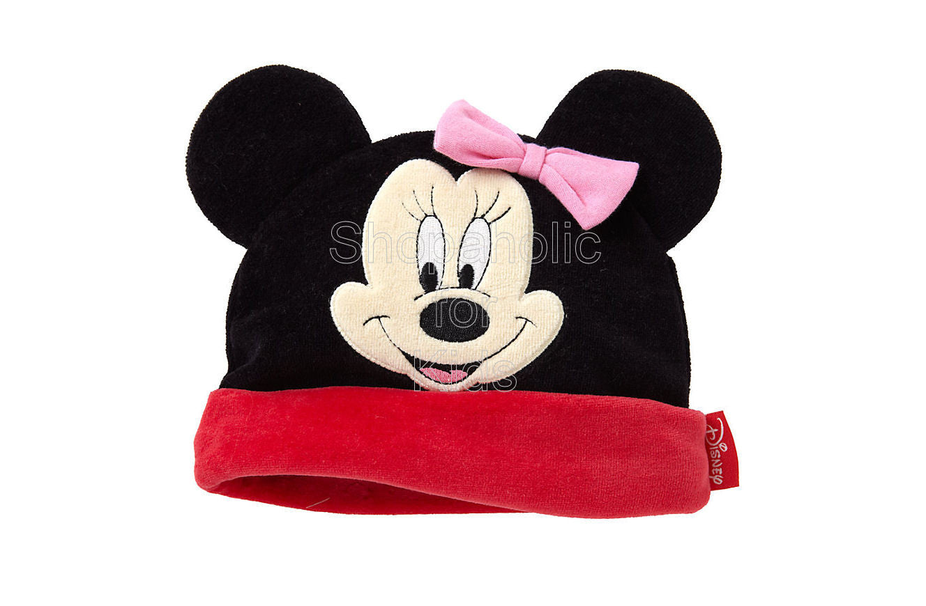 Mothercare Minnie Mouse Hat Size: extra small - Shopaholic for Kids