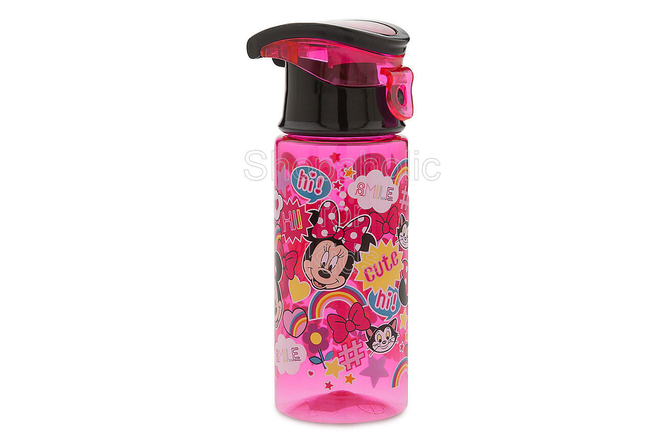 Disney Minnie Mouse Water Bottle - Shopaholic for Kids