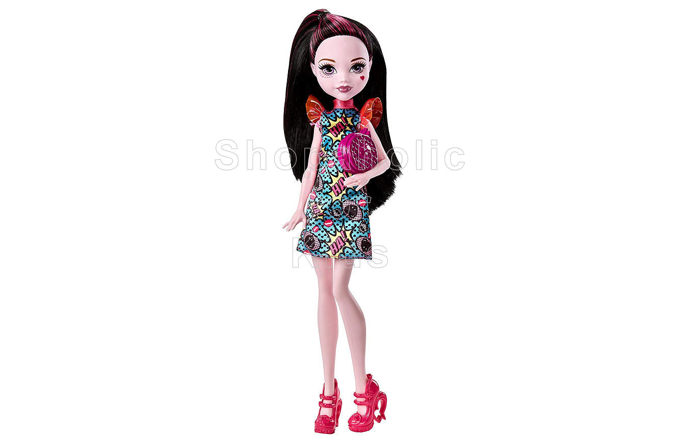 Monster High Comic Book Draculaura Doll - Shopaholic for Kids