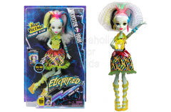 Monster High Electrified High Voltage Frankie Stein Doll - SALE - Damaged Packaging