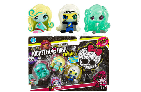 Monster High Minis 3-Pack #1