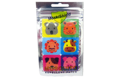 MoskiShield Mosquito Repellent Patch 6pcs - Shopaholic for Kids