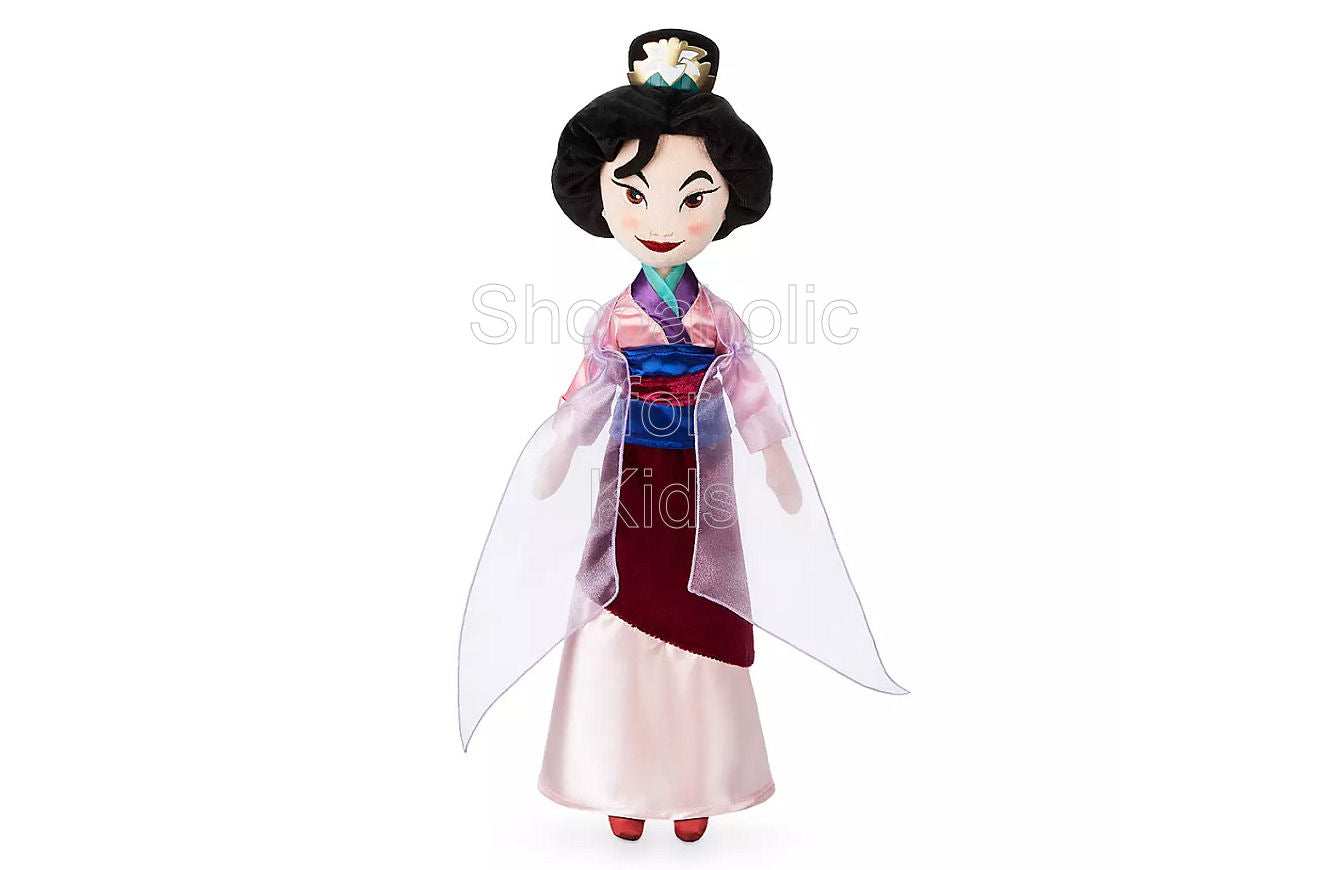 "Disney Princess Mulan Plush Doll - 19.5"" - Shopaholic for Kids"