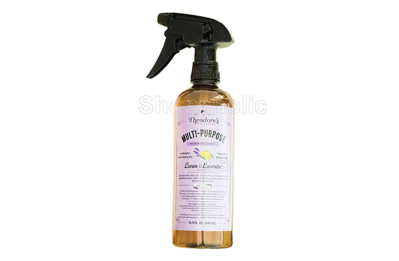 Theodore's Home Care Pure Natural Multi-Purpose Household Cleaner - Shopaholic for Kids