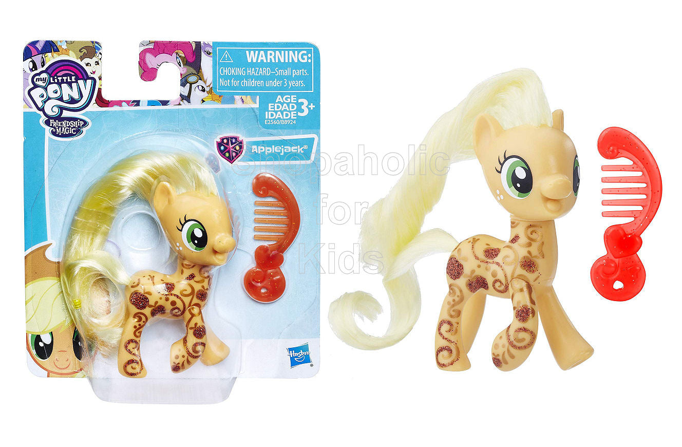 My Little Pony Friendship is Magic Applejack - Shopaholic for Kids