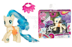My Little Pony Explore Equestria Miss Pommel Runway Show Poseable Pony