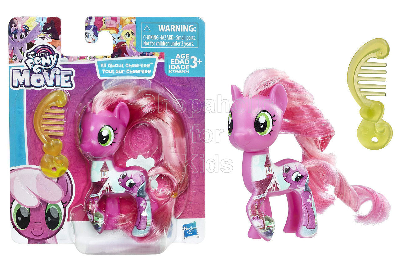 My Little Pony: The Movie All About Cheerilee - Shopaholic for Kids