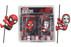 NECA Marvel Scalers Spider-Man and Iron man Exclusive 2-Pack