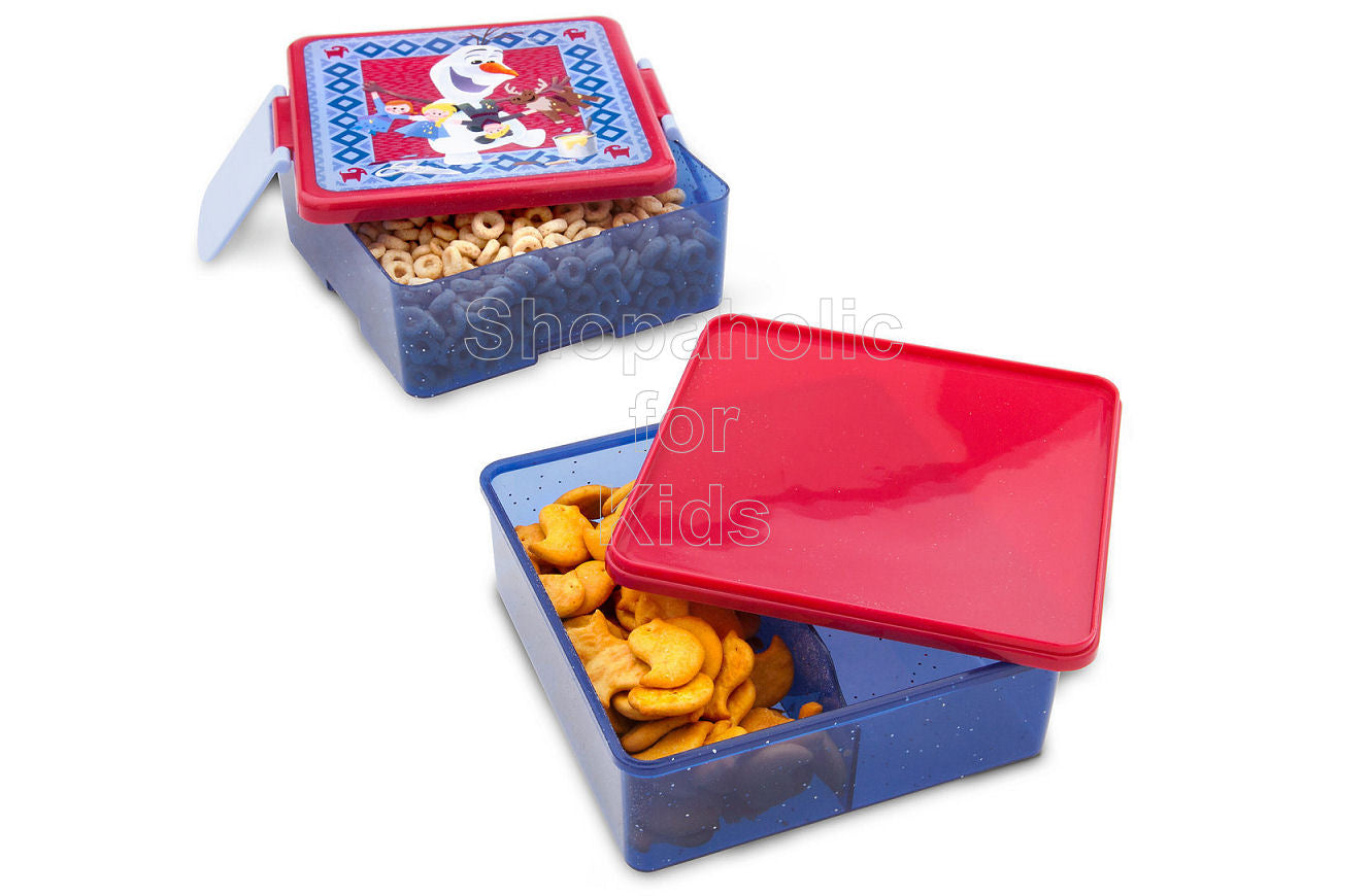 Disney Olaf's Frozen Adventure Food Storage Container Set - Shopaholic for Kids