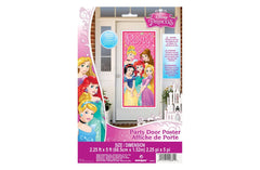"Plastic Dream Disney Princess Door Poster, 60"" x 27"""