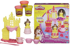 Play-Doh Disney Princess Belle's Blooming Castle - Shopaholic for Kids