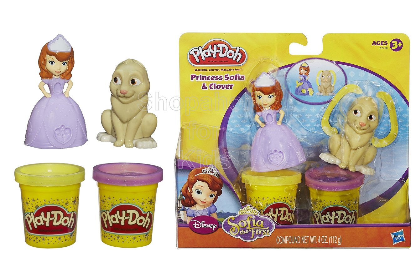 Play-Doh Disney Sofia and Clover Set
