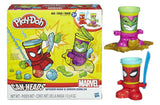 Play-Doh Marvel Can-Heads Featuring Spider-Man and Green Goblin - Shopaholic for Kids