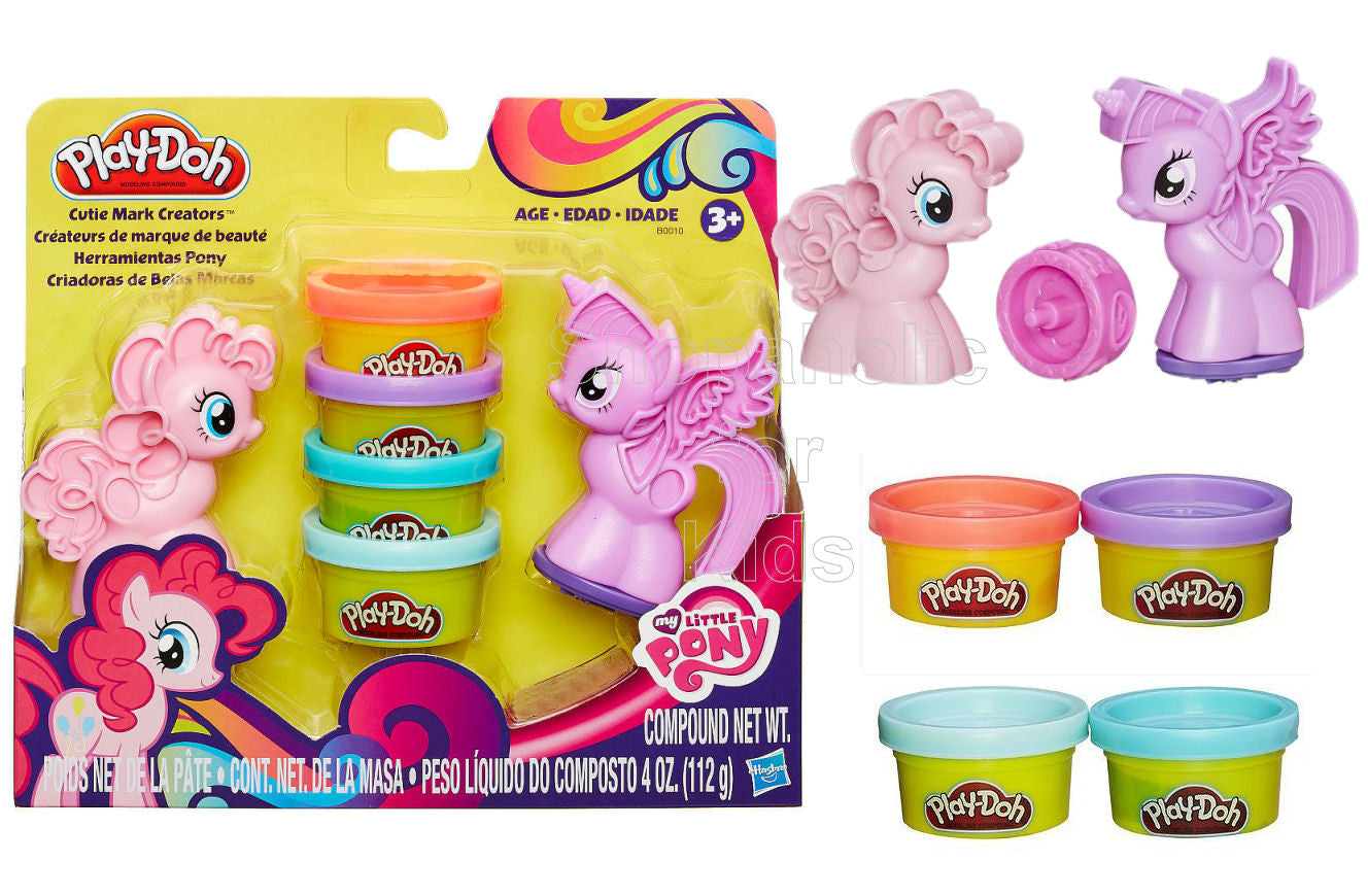 Play-Doh My Little Pony Cutie Mark Creators - Shopaholic for Kids