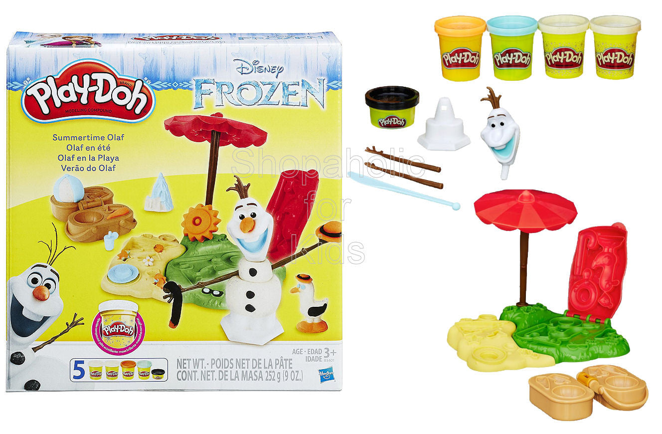 Play-Doh Olaf Summertime Featuring Disney Frozen - Shopaholic for Kids