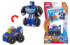Playskool Heroes Transformers Rescue Bots Flip Racers Whirl The Flight Bot