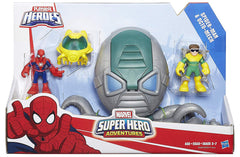 Playskool Heroes Super Hero Adventures Spider-Man & Octo-Mech - Shopaholic for Kids