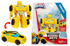 Playskool Heroes Transformers Rescue Bots - Bumblebee (Sports Car)