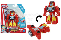 Playskool Heroes Transformers Rescue Bots - Hot Shot