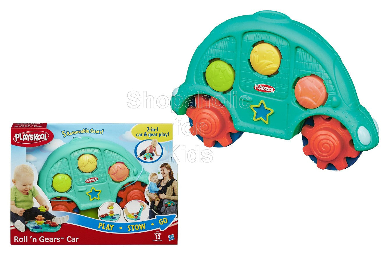Playskool Roll 'n Gears Car - Shopaholic for Kids