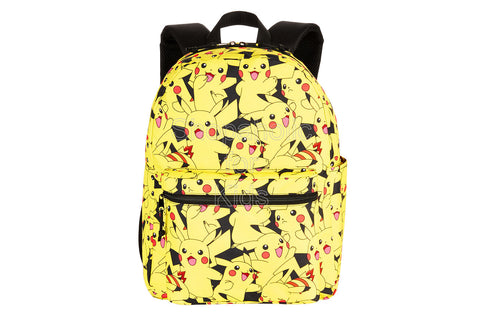 Pokemon Pikachu 16 inch Backpack